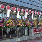 開店祝いのスタンド花について
