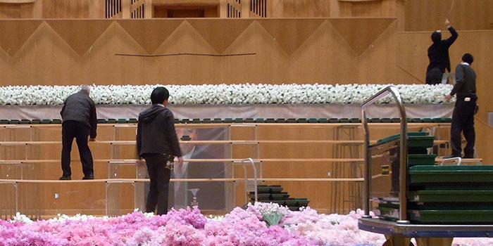 花風舎-花祭壇