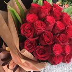 赤いバラの花束で最高のプロポーズを!メッセージサンプル付き