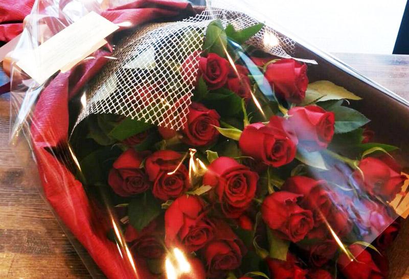 プロポーズに贈りたい花束