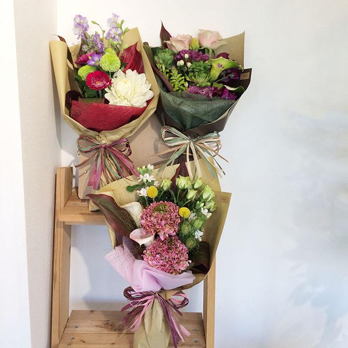 送別 花束