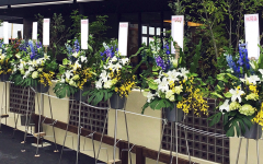 開店祝いのお花のお返しはどうすればいいの? 浜松 花屋