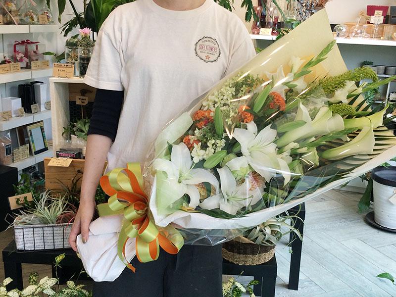 花束 お任せ10000円 豊橋 花屋