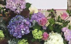 お誕生日のお祝い 豊橋・浜松の花屋「Soel Flowers/花風舎」